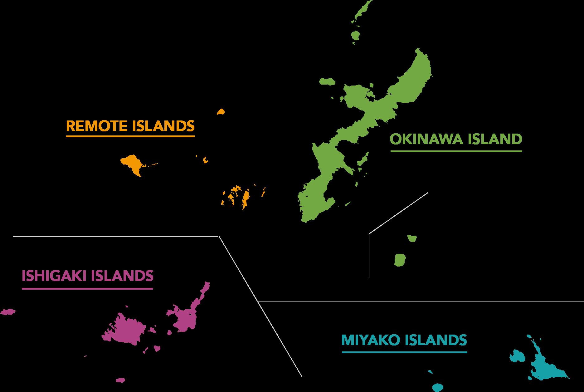 沖縄マップ